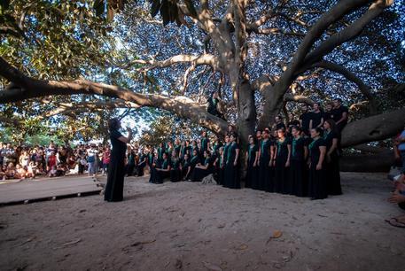 Spettacolo Aperto, festival musiche coro