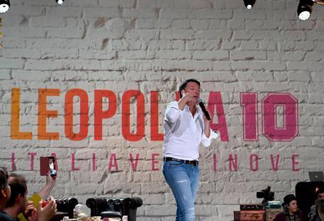 Leopolda 10, Renzi attacca il Governo: come Quota 100 penalizza il Paese