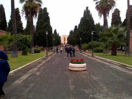 'Cimitero dei feti' a Cagliari,è polemica