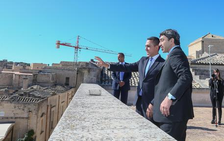 Italia passa testimone a Expo Dubai: a Matera Di Maio svela padiglione
