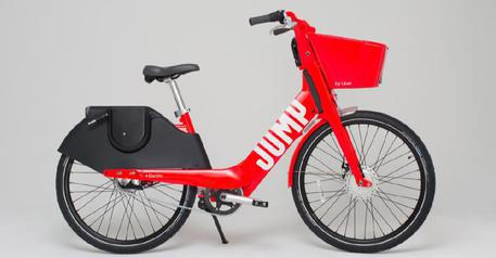 Uber Jump: arrivano a Roma le biciclette con la pedalata assistita