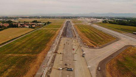 L'aeroporto di Linate è pronto a riaprire