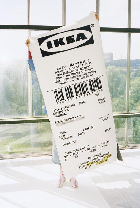 Virgil Abloh Firma Collezione Per Ikea Lombardia Ansa It