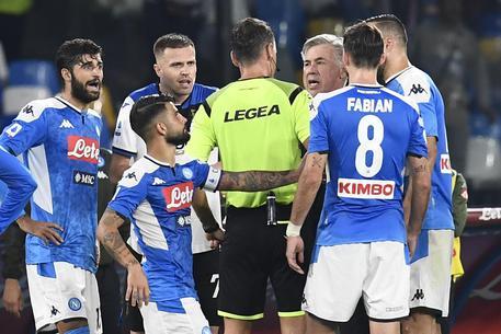 Napoli-Atalanta, De Laurentiis: