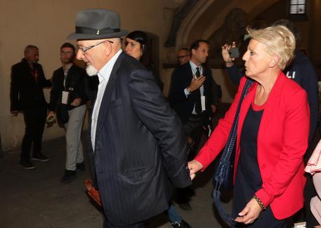 I genitori di Renzi (archivio) © ANSA