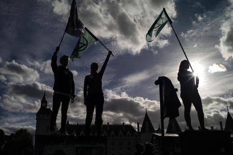 Extinction Rebellion, parte la 'ribellione internazionale' per il clima