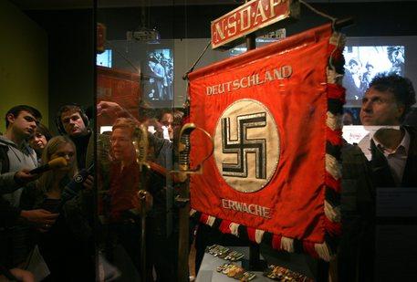 Una mostra a Berlno su Hitler, il nazismo e i tedeschi. Archivio © ANSA
