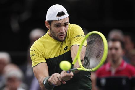 Berrettini nella storia del tennis: giocherà le Atp Finals