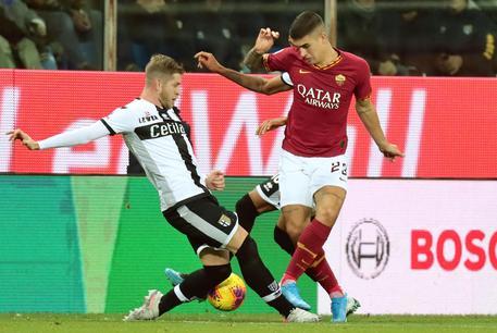 Altro infortunio muscolare per la Roma: si ferma Mancini