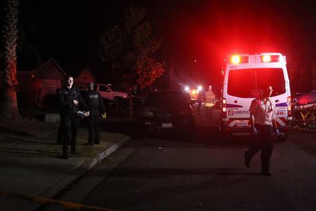 California, strage in party privato, 4 morti e diversi feriti