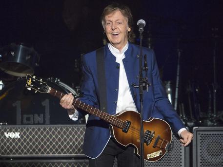 Paul McCartney torna in Italia: ecco le date del suo nuovo tour