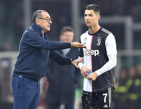 Atalanta-Juventus, Ronaldo elogia i compagni: