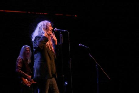 Patti Smith live in Santiago © EPA
