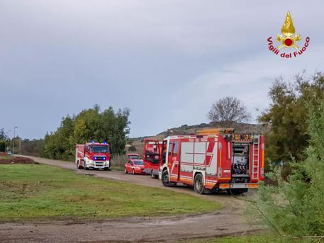 Vigili del fuoco © ANSA