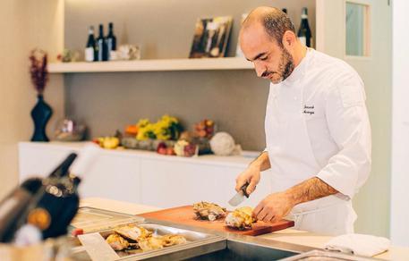 Alta cucina a Macomer con chef Marongiu