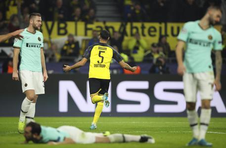 Borussia Dortmund-Inter © EPA
