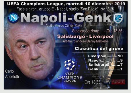 Napoli, Ancelotti è stato esonerato