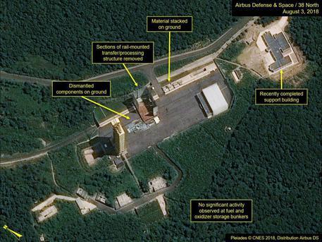 Corea Nord: effettuato un altro test decisivo a Sohae