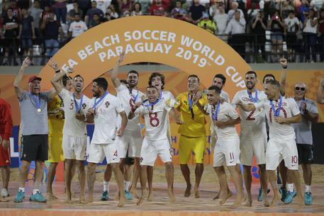 Portogallo campione di beach soccer