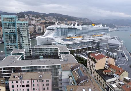 Costa Smeralda: primo rifornimento di Lng a Barcellona