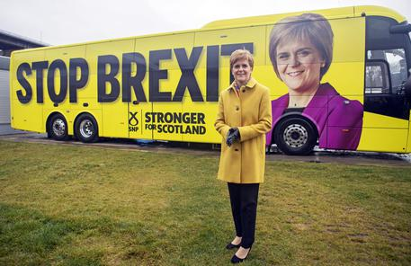 Britain Brexit Election Scotland © AP