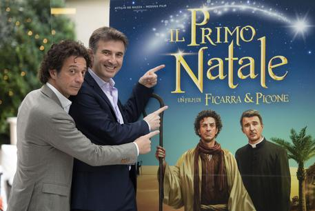 Ficarra e Picone con Il primo Natale top box office