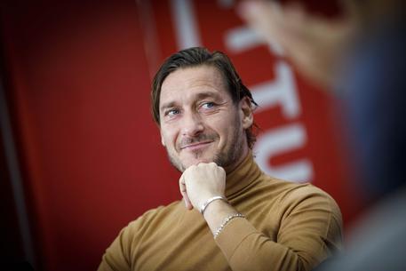 Totti superstar, dalla Roma al sogno del quarto figlio © ANSA