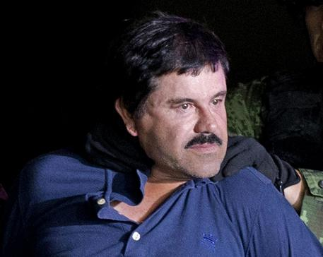 El Chapo colpevole di tutto