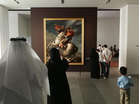 Louvre Abu Dhabi © ANSA