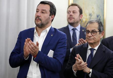 L'ultimatum di Salvini a Tria