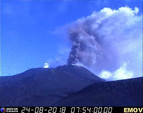 Cenere Etna, chiuso spazio aereo su Fontanarossa$