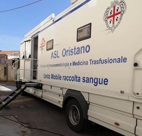 Pastori donano il sangue a Oristano