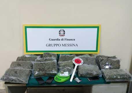 Cinque arresti a Messina per traffico di stupefacenti $