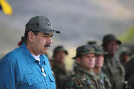Maduro an outlaw, elections now says Salvini - English - ANSA it
