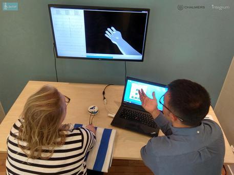 Italian technology in robotic-hand first - English - ANSA it