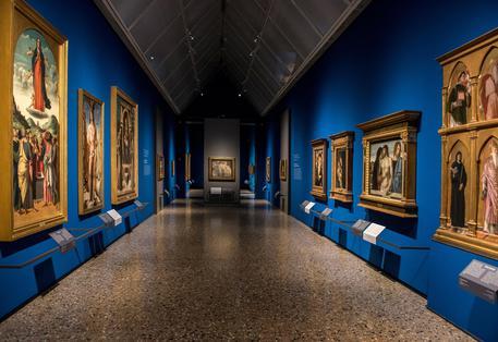 Brera: Cena in Emmaus di Caravaggio dialoga con Rembrandt
