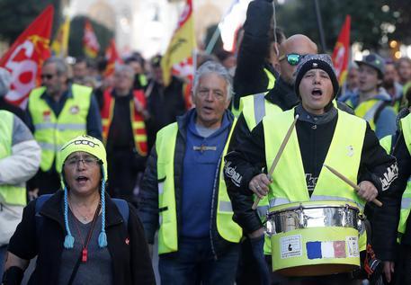 Protesta gilet gialli domani a Sanremo