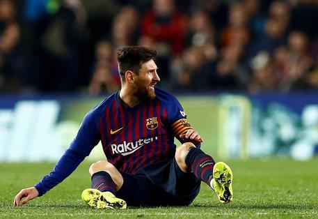 Barceloona-Real Madrid © EPA