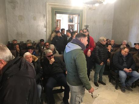 Blutec, gli operai occupano la sala del consiglio comunale di Termini $