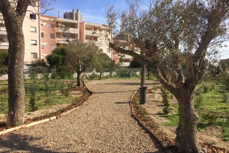 Cagliari, inaugurato nuovo spazio verde