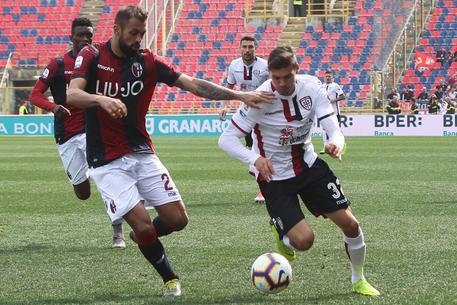 Cagliari-Real Vicenza 5-0 in amichevole