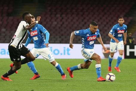 Serie A: Napoli-Udinese 4-2 8bfee20debb2ffec71b62fc3c7822405
