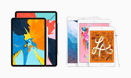 Apple lancia nuovi iPad Air e iPad Mini