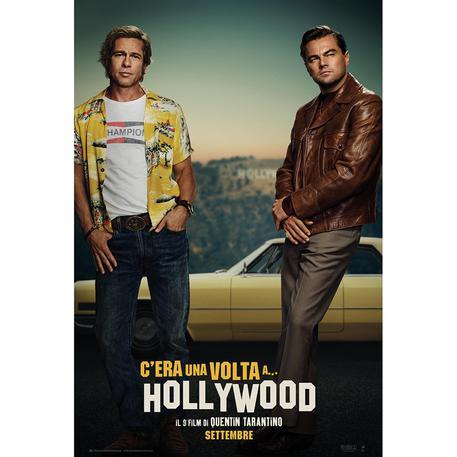 C'era una volta a Hollywood, ecco il trailer del film!