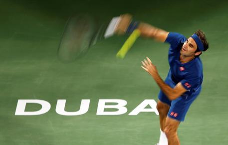Roger Federer © EPA