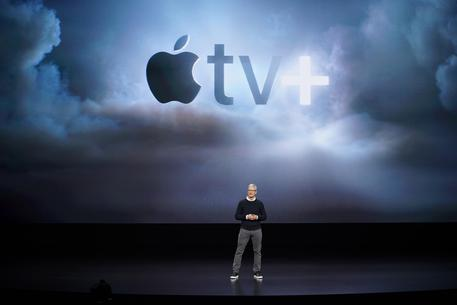 Apple Streaming TV © AP