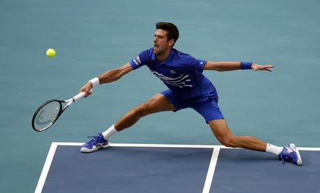 Tennis, a Roma tutti i grandi del mondo