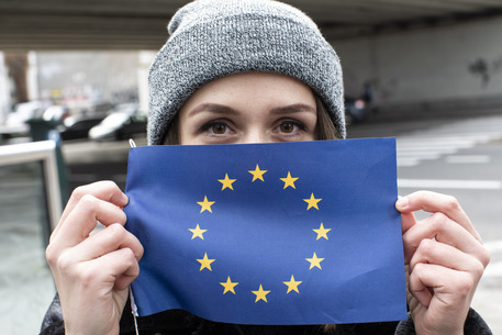 Erasmus - fonte: EC © Ansa