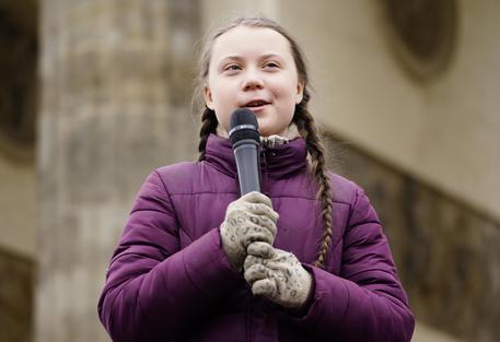 Greta thunberg al parlamento europeo poi a roma europa for Lavorare al parlamento italiano