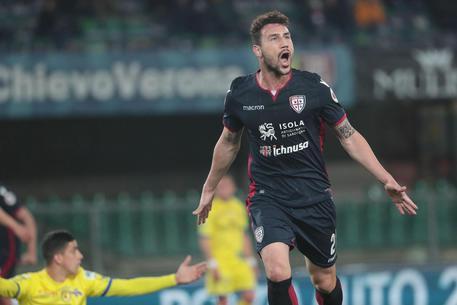 Soccer: Serie A; Chievo-Cagliari © ANSA